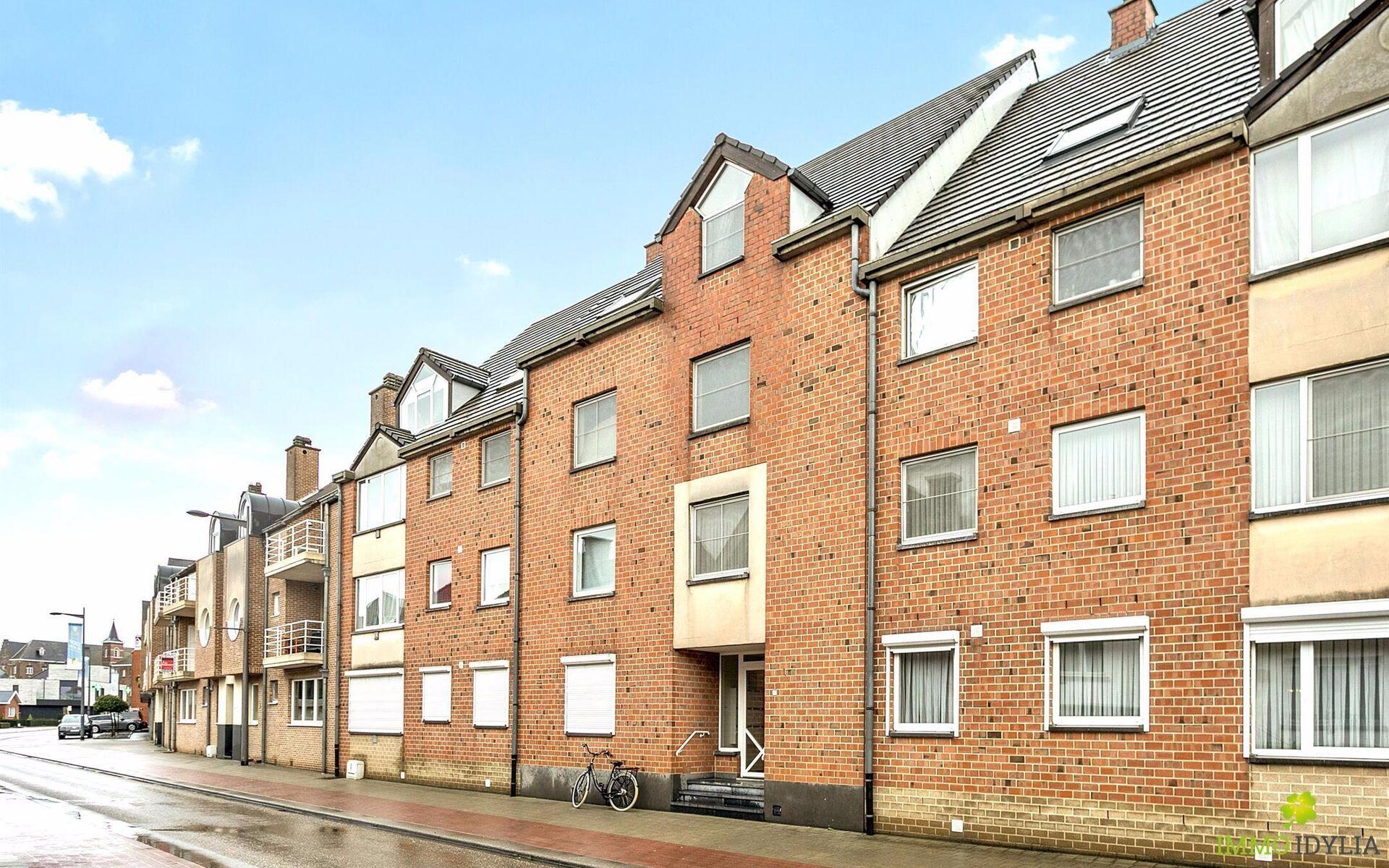 Appartement te koop in Herk-de-Stad