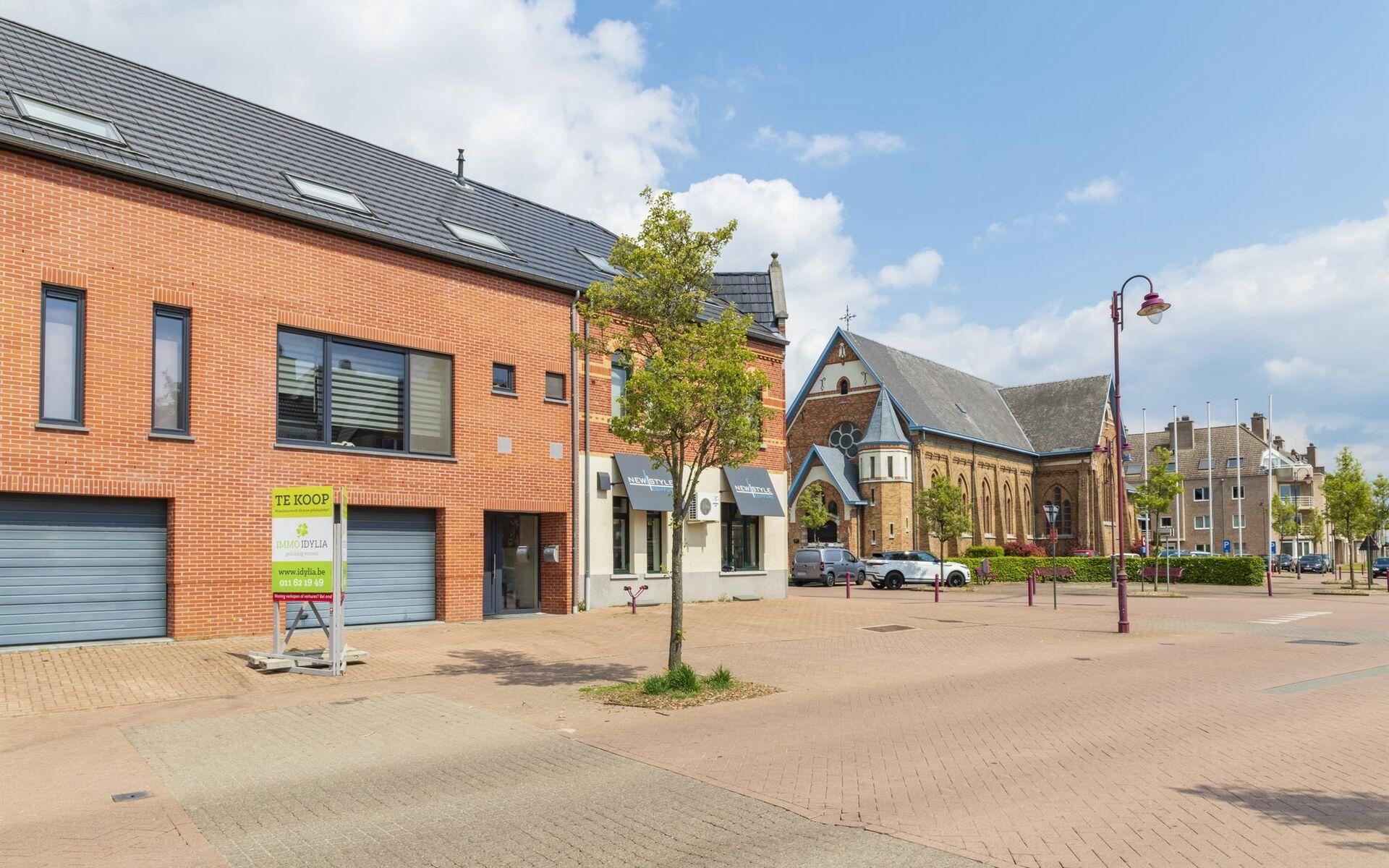 Bel-etage te koop in Tessenderlo